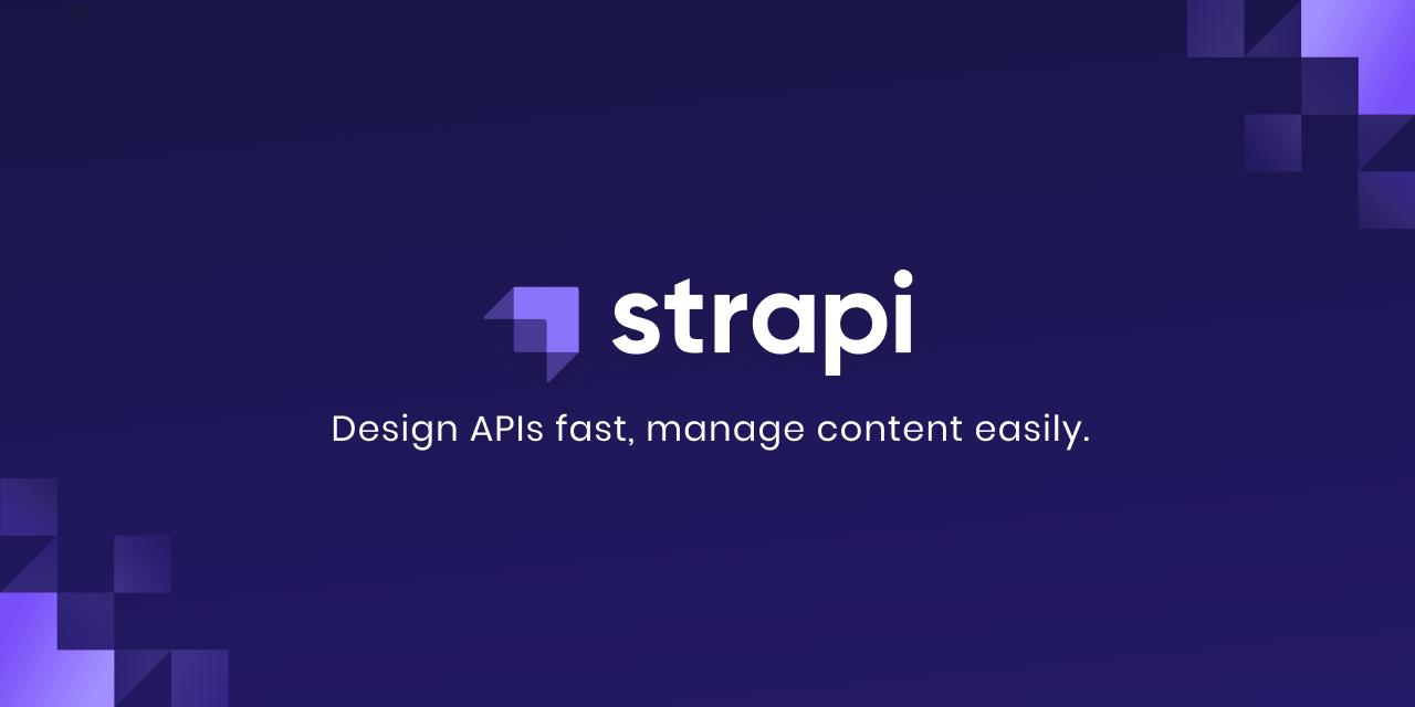 strapi framework